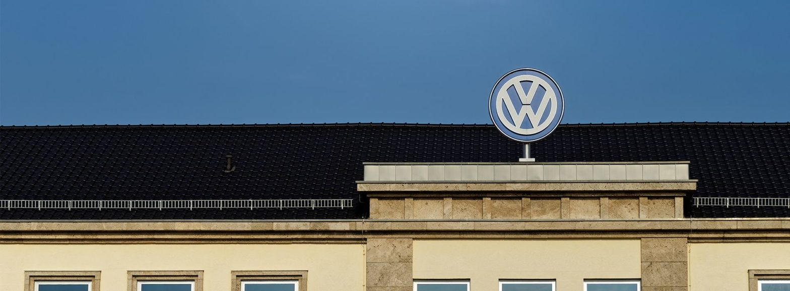 VW-Gebäude